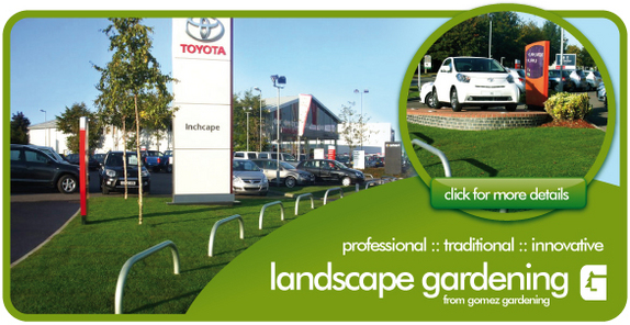 Landscape Gardening from Gomez Gardening - Click for more info